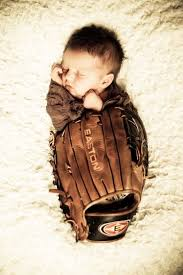 baby announcement baseball themed birth announcements sports