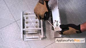 dryer heating element part 279838 how to replace youtube