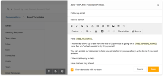 email management system signup for free crm software