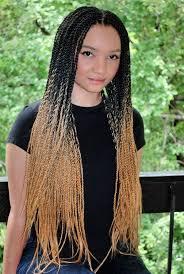 Light Brown Box Braids 52 African Hair Braiding Styles And Images U2013 Peinado De Trenza
