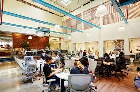 optimizing the open office workplace trends optix
