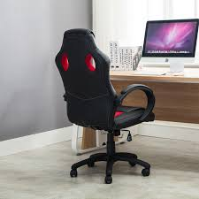 Race Car Seat Office Chair High Back Race Car Style Seat Office Desk Chair Gaming