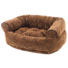 Dog Bed Furniture Sofa by Designer Dog Bed Sofa By Bowsers Microvelvet Urban Animal Cheetah