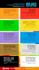 color meanings chart color meaning chart gallery chart design ideas