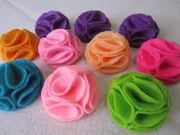 membuat kerajinan bros cara membuat bros dari kain flanel yang mudah dan menarik satu jam