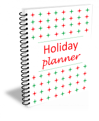 printable planner gift guide around my family table