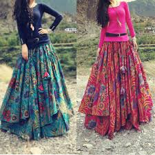 pattern for simple long skirt long skirts experience the wonders of a long skirt vsw fashion