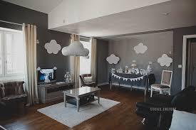 decoration nuage chambre bébé theme chambre bebe chambre enfant gris turquoise recherche