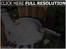 Backyards Bright Concrete Paver Patio Designs Cool Ideas Green