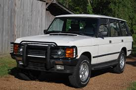 range rover truck conversion fs 1995 range rover classic county lwb no rust ca ga truck