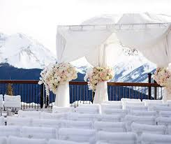 winter wedding venues winter weddings the nell