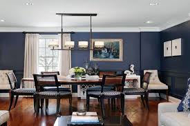 blue dining rooms dining room design and decoration ideas for 2016 2017