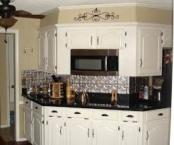 kitchen panels backsplash tin look backsplash kitchen metal ideas pressed tin panels tile