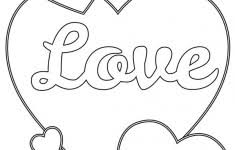 coloring pages of heart coloring pages for kids www nutrangnu com