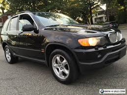 2001 bmw x5 for sale 2001 bmw x5 for sale in united states