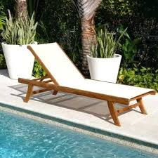 Used Teak Outdoor Furniture by Chaise Lounge Wooden Chaise Lounge Chairs Outdoor Chaise Lounge