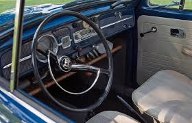 Old Beetle Interior Fifty Year Old Vw Beetle Won The Heart Of Its Reluctant Original