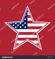 Us Flags Com Us Flag Shape Star Flag United Stock Vector 422718793 Shutterstock