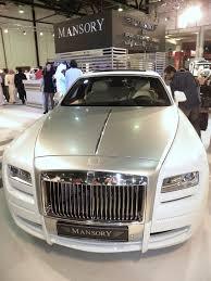 mansory cars mansory custom cars at dubai motorshow 7 1 madwhips