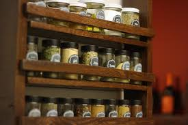 Spice Rack Plans In Cabinet Spice Rack Plans Best Home Furniture Decoration
