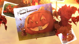 halloween children s books anthony u0027s happy halloween new children u0027s book 2017 youtube