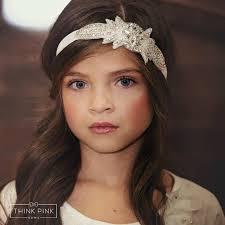rhinestone headband new flower girl rhinestone headband for hair accessories kids
