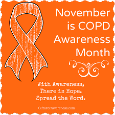 copd ribbon november is copd awareness month spread the word to bring