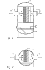 patent us7270690 separator with vane assembly and filter patent drawing