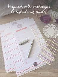 prã parer mariage votre liste d invités coloris émotifs