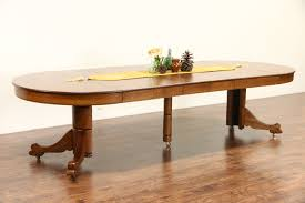 Dining Room Table Antique by Antique Round Dining Table With Leaves With Ideas Hd Photos 1424