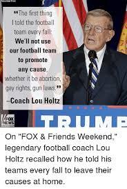 Lou Holtz Memes - 25 best memes about lou holtz lou holtz memes