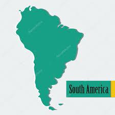 Map Icon South America Map Icon U2014 Stock Vector Familyf 65688821