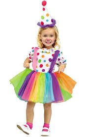 Toddler Costumes Halloween 25 Toddler Clown Costume Ideas Halloween Tutu