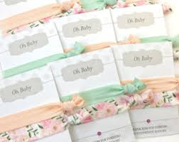 Baby Shower Theme Decorations Mint Baby Shower Etsy