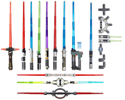 Star Wars Light Saver All Star Wars Lightsaber Toys And Replicas Glowing With Me