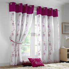 Crushed Sheer Voile Curtains by Curtains Awesome Floral Sheer Voile Curtains Noticeable Cheap