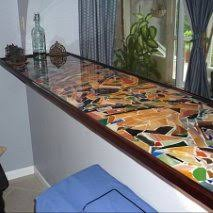 bar top sealant best bar top 603 435 7199 table top epoxy resin options