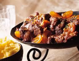 agneau cuisine recette daube d agneau et kumquats confits