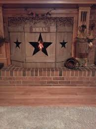 Texas Fireplace Screen by Star Fireplace Screen Thefireplace