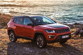 suv jeep 2017 jeep compass review parkers