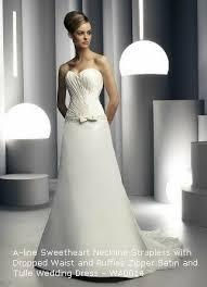 a frame wedding dress gown 7foxmall