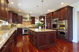 kitchens hardwood floors thesouvlakihouse com