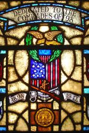 stained glass window stained glass windows veterans community media center of san
