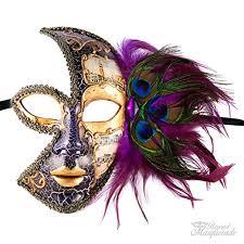 mardi gras masks classic vintage venetian phantom half mask