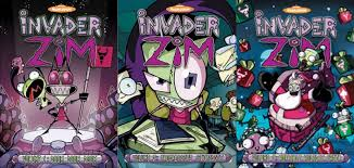 Rule 34 Panty And Stocking - ten years ago invader zim 10 years ago films in retrospective
