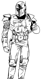 boba fett 20 aa coloring pages pinterest boba fett