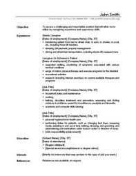 Example Of Resume Format by Printable Resume Templates Free Printable Resume Template