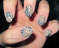 cheetah print acrylic nail designs choice image nail art designs