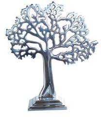 new the large tree of white jewellery stand