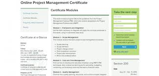 Construction Estimating Certification by The 10 Best Project Management Courses Capterra